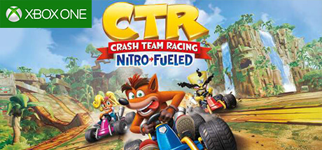 Crash Team Racing Nitro-Fueled Xbox One Code kaufen