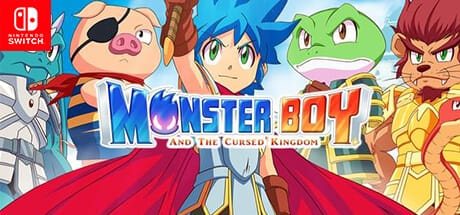 Monster Boy and the Cursed Kingdom Nintendo Switch Code kaufen