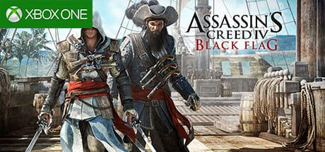 Assassins Creed 4 Black Flag Xbox One Download Code kaufen