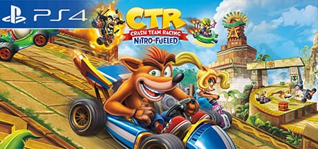 Crash Team Racing Nitro-Fueled PS4 Code kaufen