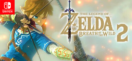 The Legend of Zelda Breath of the Wild 2 Nintendo Switch Code kaufen