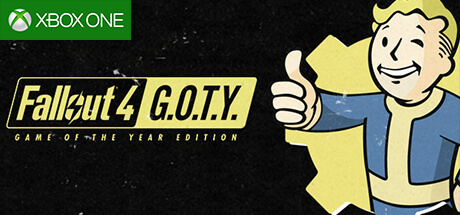 Fallout 4 Game of the Year Edition Xbox One Download Code kaufen