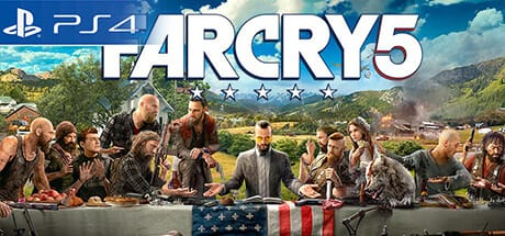 Far Cry 5 PS4 Download Code kaufen