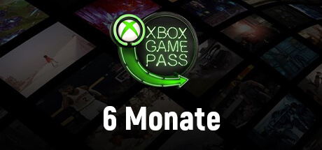 Xbox Game Pass - 6 Monate kaufen
