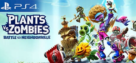 Plants vs. Zombies: Battle for Neighborville PS4 Code kaufen