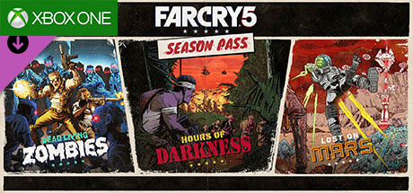Far Cry 5 Season Pass Xbox One Download Code kaufen