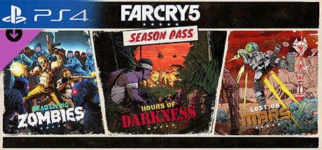 Far Cry 5 Season Pass PS4 Download Code kaufen