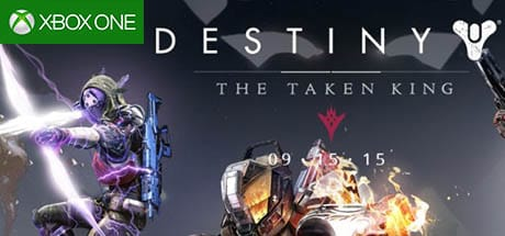 Destiny The Taken King - Legendary Edition Xbox One Code kaufen