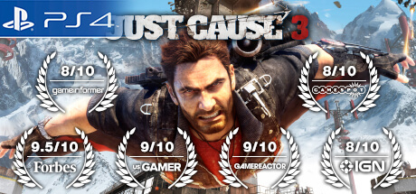 Just Cause 3 PS4 Code kaufen