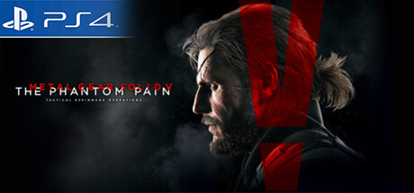 Metal Gear Solid V: The Phantom Pain PS4 Download Code kaufen
