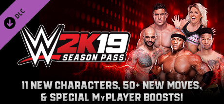 WWE 2k19 Season Pass Key kaufen