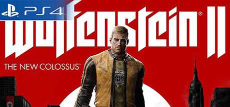 Wolfenstein 2: The New Colossus PS4 Code kaufen