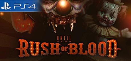 Until Dawn: Rush of Blood PS4 VR Download Code kaufen