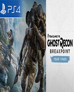 Ghost Recon Breakpoint Year 1 Pass PS4 Code kaufen