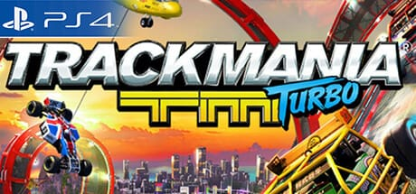 Trackmania Turbo PS4 Download Code kaufen