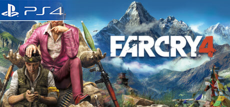 Far Cry 4 PS4 Download Code kaufen