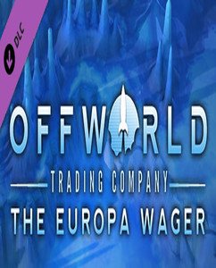 Offworld Trading Company The Europa Wager Expansion Key kaufen