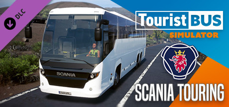 Tourist Bus Simulator Scania Touring DLC Key kaufen
