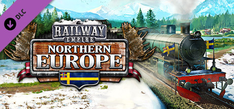 Railway Empire Northern Europe Key kaufen