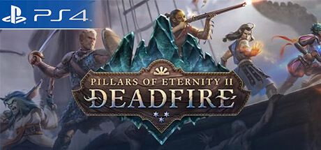 Pillars of Eternity 2 Deadfire PS4 Code kaufen