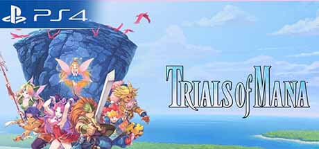 Trials of Mana PS4 Code kaufen