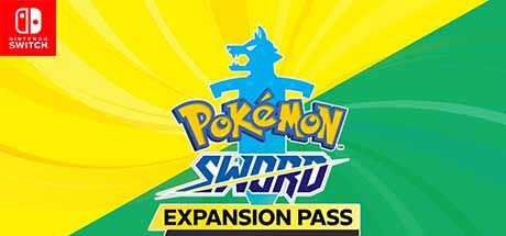 Pokemon Sword Expansion Pass Nintendo Switch Code kaufen