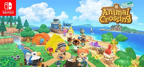 Animal Crossing New Horizon Nintendo Switch Code kaufen
