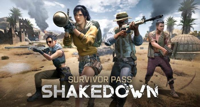 PUBG Survivor Pass 6 - Shakedown Key kaufen
