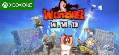 Worms W.M.D Xbox One Code kaufen