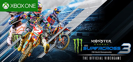Monster Energy Supercross 3 Xbox One Code kaufen