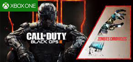 Call of Duty Black Ops III Zombies Chronicles Xbox One Code kaufen
