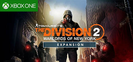 Division 2 Warlords of New York Xbox One Code kaufen