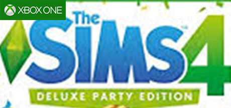 Die Sims 4 Deluxe Party Edition Xbox One Code kaufen