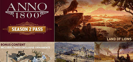 Anno 1800 Season Pass 2 Key kaufen