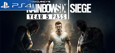 Tom Clancys Rainbow Six Siege Year 5 Pass PS4 Code kaufen