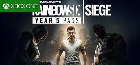 Tom Clancys Rainbow Six Siege Year 5 Pass Xbox One Code kaufen