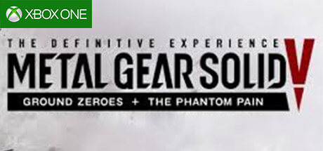 Metal Gear Solid V The Definitive Edition Xbox One Code kaufen