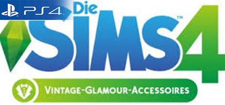 Die Sims 4 Vintage Glamour Accessoires PS4 Code kaufen