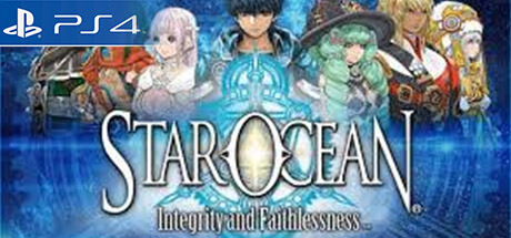 Star Ocean Integrity and Faithlessness PS4 Code kaufen