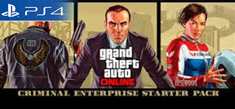 GTA 5 Criminal Enterprise Starter Pack PS4 Code kaufen