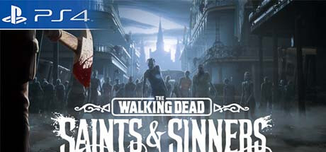 The Walking Dead Saints and Sinners PS4 Code kaufen