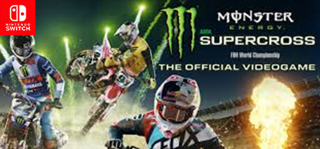 Monster Energy Supercross Nintendo Switch Code kaufen