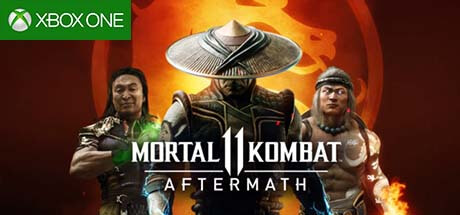 Mortal Kombat 11 Aftermath Xbox One Code kaufen