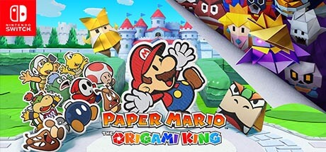 Paper Mario the Origami King Nintendo Switch Code kaufen