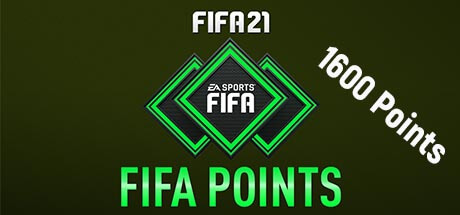 FIFA 21 1600 FUT Points Key kaufen