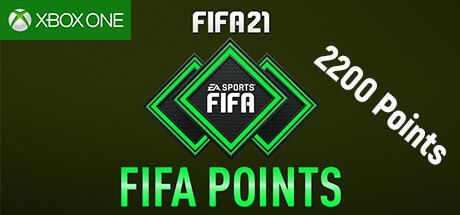 FIFA 21 2200 FUT Points Xbox One Code kaufen