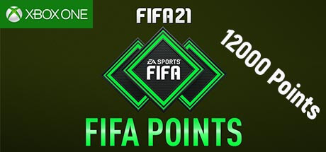 FIFA 21 12000 FUT Points Xbox One Code kaufen