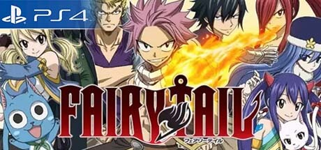 Fairy Tail PS4 Code kaufen