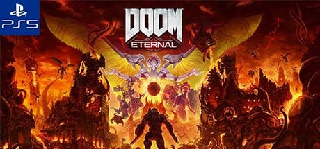 DOOM Eternal PS5 Code kaufen