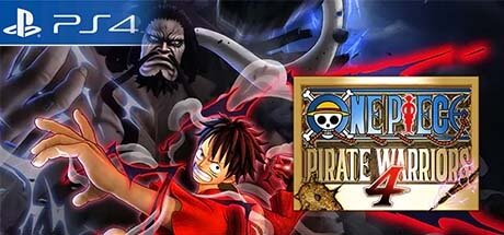 One Piece Pirate Warriors 4 PS4 Code kaufen
